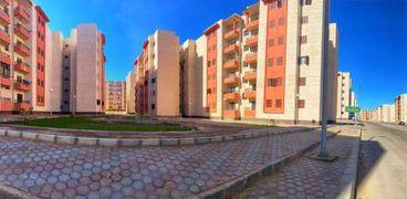 وحدات الإسكان الاجتماعى بالمدن الجديدة.. صورة أرشيفية