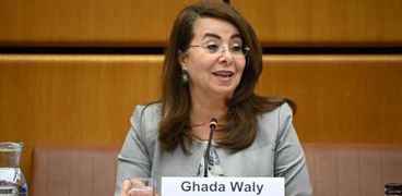 الدكتورة غادة والي، وكيل أمين عام الأمم المتحدة والمدير التنفيذى لمكتب الأمم المتحدة المعنى بالمخدرات والجريمة بفيينا