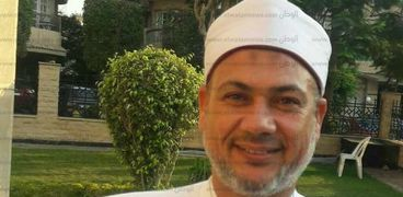الشيخ عاصم قبيصى وكيل وزارة الأوقاف بأسيوط