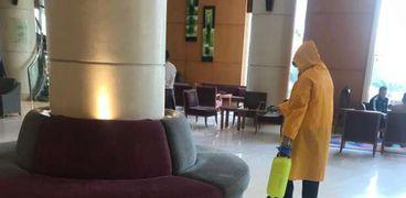 غلق الفنادق المخالفة