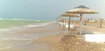 الشواطئ