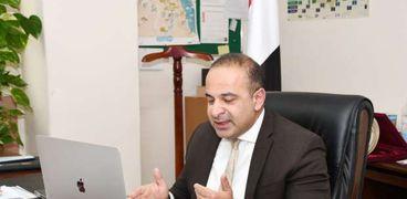 أحمد كمالي نائب وزيرة التخطيط والتنمية الاقتصادية