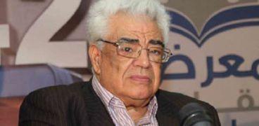 الروائي محمد جبريل