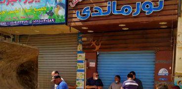 «القاهرة الجديدة»: استمرار حملات إزالة المخالفات بالتجمعات الثلاثة