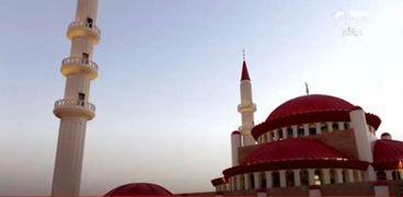 مسجد العلمين الجديدة