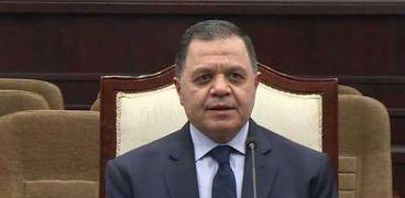 اللواء محمود توفيق.. وزير الداخلية