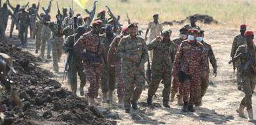 الحدود السودانية - الإثيوبية