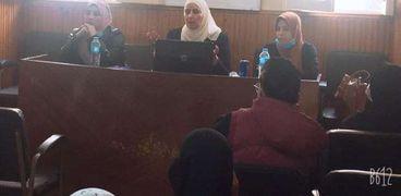 زواج القاصرات جريمة باسم« الستر» في ندوة بتضامن كفر الشيخ