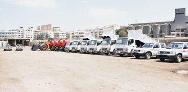 محافظ الشرقية : دعم منظومة النظافة بمعدات جديدة بتكلفة ٩ مليون