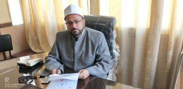 الشيخ حسن عبد البصير وكيل وزارة الأوقاف بمطروح