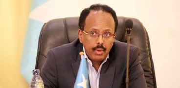 الرئيس الصومالي