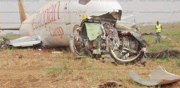 أرشيفية .. الطائرة الأثيوبية