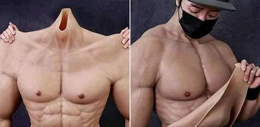 بدلة عضلية رياضية لجسم متناسق