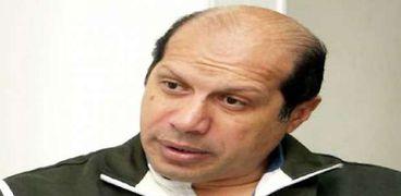 علاء نبيل مدير المنتخب السابق