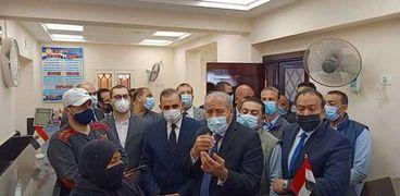 وزير التموين:  10 مراكز مطورة بكفر الشيخ ولا أزمة في السلع الغذائية