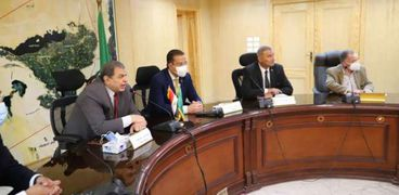 وزير القوى العاملة كان ضمن الوفد المصري أثناء زيارته لليبيا الأسبوع الماضي