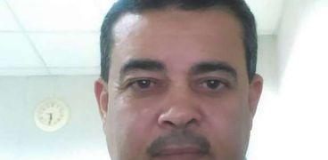 عمر حجازي شهيد كورونا