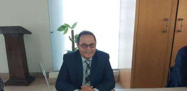 """""""غرفة الإسكندرية"""" تستضيف مساعد وزير المالية لمناقشة آلية عمل شركة """"MTS"""" داخل الجمارك"""