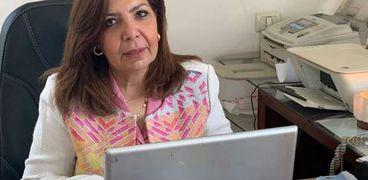 الدكتورة علا عادل مديرة القومي للترجمة