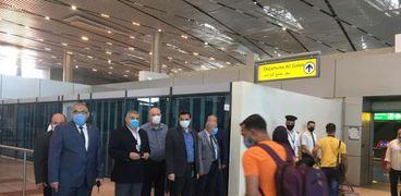 ممصر للطيران تستأنف اليوم رحلاتها الجوية بين مطاري برج العرب بالإسكندرية ودبي الدولي