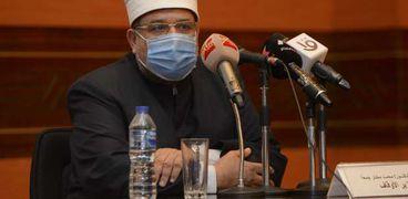 الدكتور محمد مختار جمعة .. وزير الأوقاف