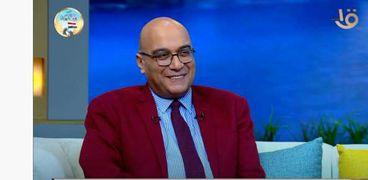 الكاتب الصحفي أحمد ناجي قمحة