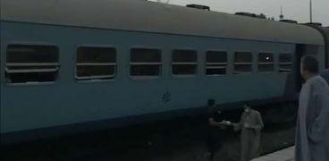 قطار صورة أرشيفية