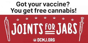 شعار حملة جوان لكل جرعة في ولاية واشنطن الأمريكية