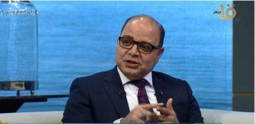 الدكتور أحمد شوقي محمد أستاذ أمراض الصدر بجامعة طنطا وعضو اللجنة العلمية لمكافحة فيروس كورونا