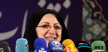 زهراء شجاعي المرشحة لانتخابات الرئاسة الإيرانية