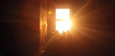تعامد الشمس