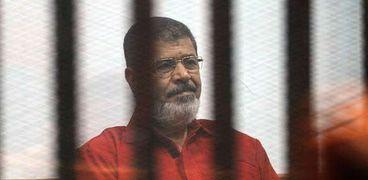 مرسي من أوائل المتهمين في قضايا التخابر