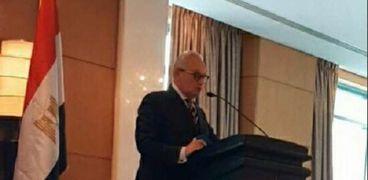 سفير إيطاليا بالقاهرة، جيامباولو كانتيني