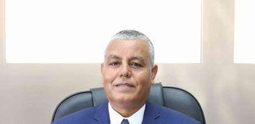 يوسف غرباوي رئيس جامعة جنوب الوادي