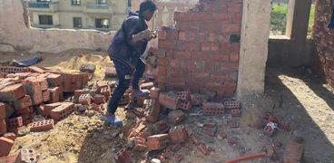 الدولة تصدت مخالفات البناء