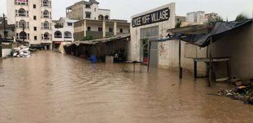 فيضانات السنغال