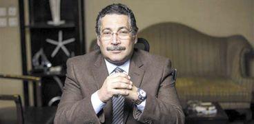 حسن غانم، رئيس مجلس إدارة بنك التعمير والإسكان