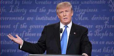 الرئيس الأمريكي المنتخب - دونالد ترامب