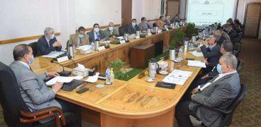 مجلس جامعة سوهاج