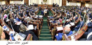 زايد امام لجنة الصحة النواب في اجتماع مغلق