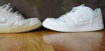 علماء يطورون أحذية من مادة مبتكرة