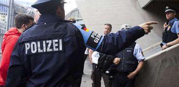 الشرطة الألمانية.. صورة أرشيفية
