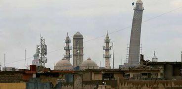 مسجد النوري بالعراق