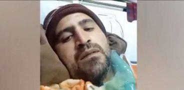 محمد القصاص المتوفي بكورونا