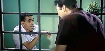 الضيف أحمد مع رشدي أباظة
