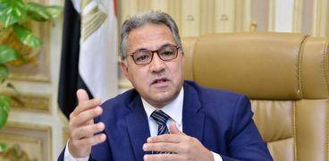 النائب احمد السجينى