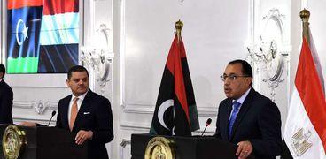 وقعت القاهرة وطرابلس 16 اتفاقية في سبتمبر الماضي