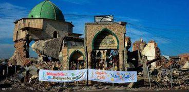 جامع النوري في العراق