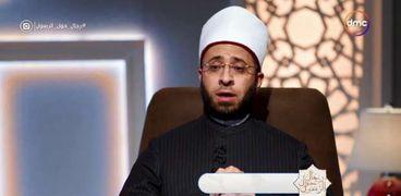 الدكتور أسامة الأزهري مستشار رئيس الجمهورية للشؤون الدينية