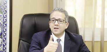 الدكتور خالد العناني- وزير الآثار والسياحة
